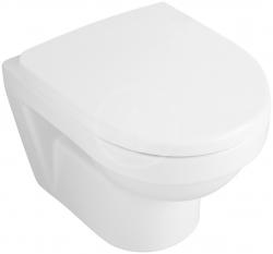 VILLEROY & BOCH - Architectura WC sedadlo s poklopom, so softclose, biele (9M66S201)