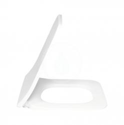 VILLEROY & BOCH - Architectura WC sedadlo SlimSeat, SoftClosing, QuickRelease, alpská biela (9M81S101)