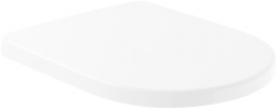 VILLEROY & BOCH - Architectura WC sedadlo, SoftClosing, QuickRelease, alpská biela (9M83S101)