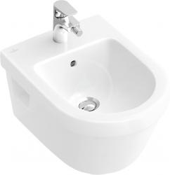 VILLEROY & BOCH - Architectura Závesný bidet s prepadom, alpská biela (54840001)