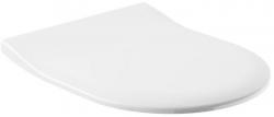 VILLEROY & BOCH - Avento WC sedadlo SlimSeat, SoftClosing, alpská biela (9M87S101)