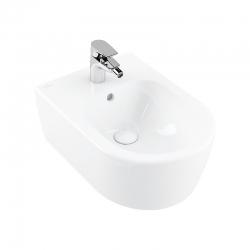 VILLEROY & BOCH - Avento Závesný bidet 530x370 mm, CeramicPlus, alpská biela (54050001)