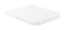 VILLEROY & BOCH - Finion WC sedadlo, SoftClosing, QuickRelease, Stone White (9M88S1RW)