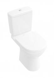 VILLEROY & BOCH - O.novo WC kombi misa, zadný odpad, alpská biela (56611001)