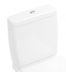VILLEROY & BOCH - O.novo WC nádržka kombi, zadný/bočný prívod, alpská biela (5788S101)