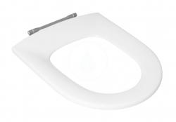 VILLEROY & BOCH - O.novo WC sedadlo bez poklopu, alpská biela (9M636101)