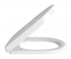 VILLEROY & BOCH - O.novo WC sedadlo s poklopom, biele – sedadlo (9M396101)