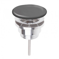 VILLEROY & BOCH - Příslušenství Neuzatvárateľný ventil, CeramicPlus, Glossy Black (680900S0)