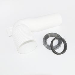 VILLEROY & BOCH - Příslušenství Odpadové variokoleno, 80 mm – 150 mm (87110000)