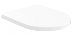 VILLEROY & BOCH - Subway 3.0 WC doska, softclose, alpská biela (8M42S101)