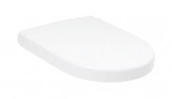 VILLEROY & BOCH - Subway WC sedadlo, SoftClosing, QuickRelease, alpská biela (9M55S101)