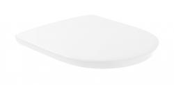 VILLEROY & BOCH - ViCare WC sedadlo, SoftClosing, QuickRelease, AntiBac, alpská biela (9M67S1T1)