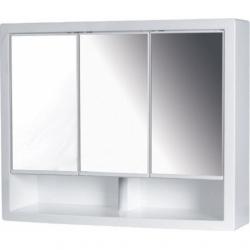 Zrkadlové skrinky a kúpeľňové galerky