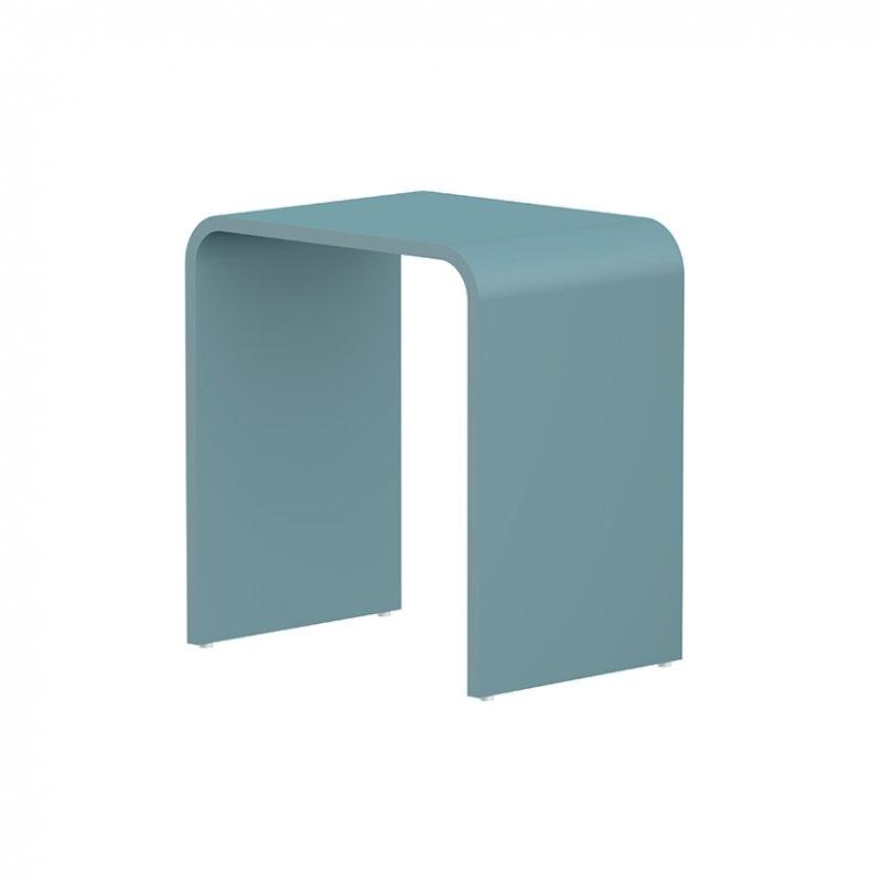STEINBERG - Stolička z MINE STONE, dymovo modrá (430 7004)