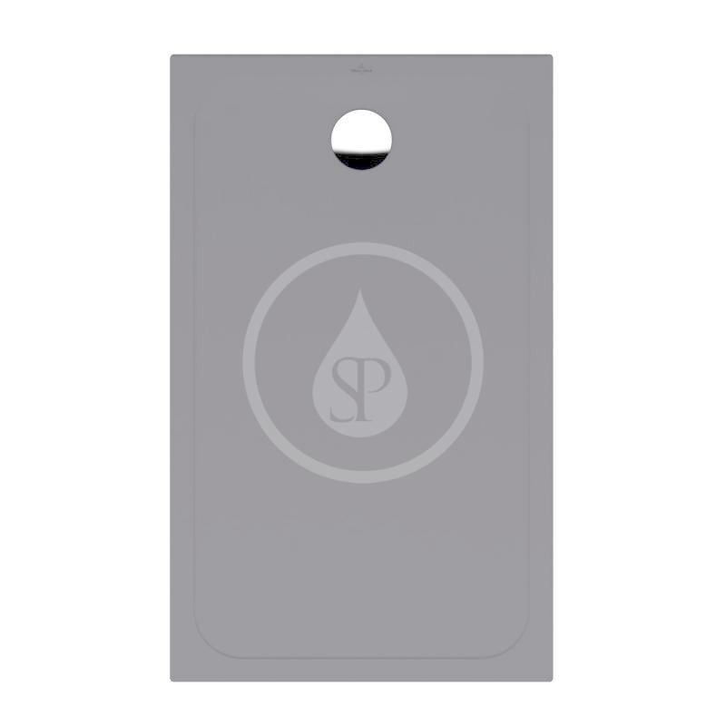 VILLEROY & BOCH - Lifetime Plus Sprchová vanička, 900x1200 mm, Anti-slip, Ardoise (6223N4W9)