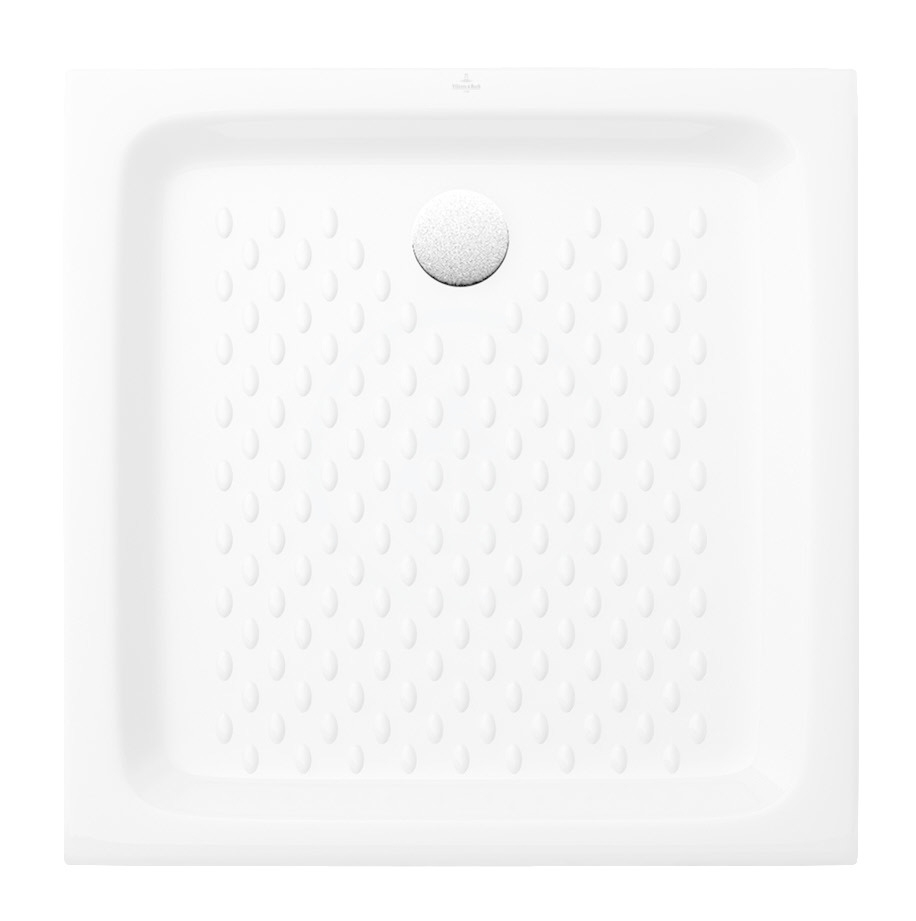 VILLEROY & BOCH - O.novo Sprchová vanička, 700x700 mm, alpská biela (6028A701)