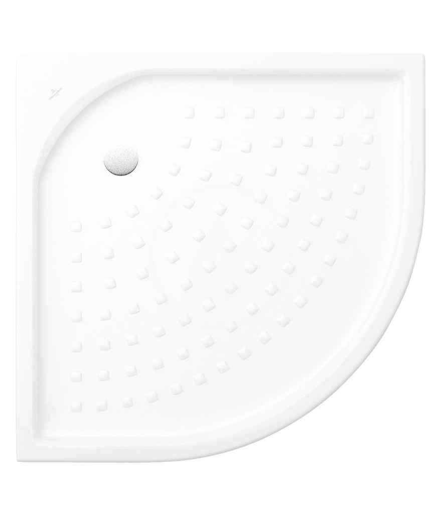 VILLEROY & BOCH - O.novo Sprchová vanička, 900x900 mm, alpská biela (62099001)