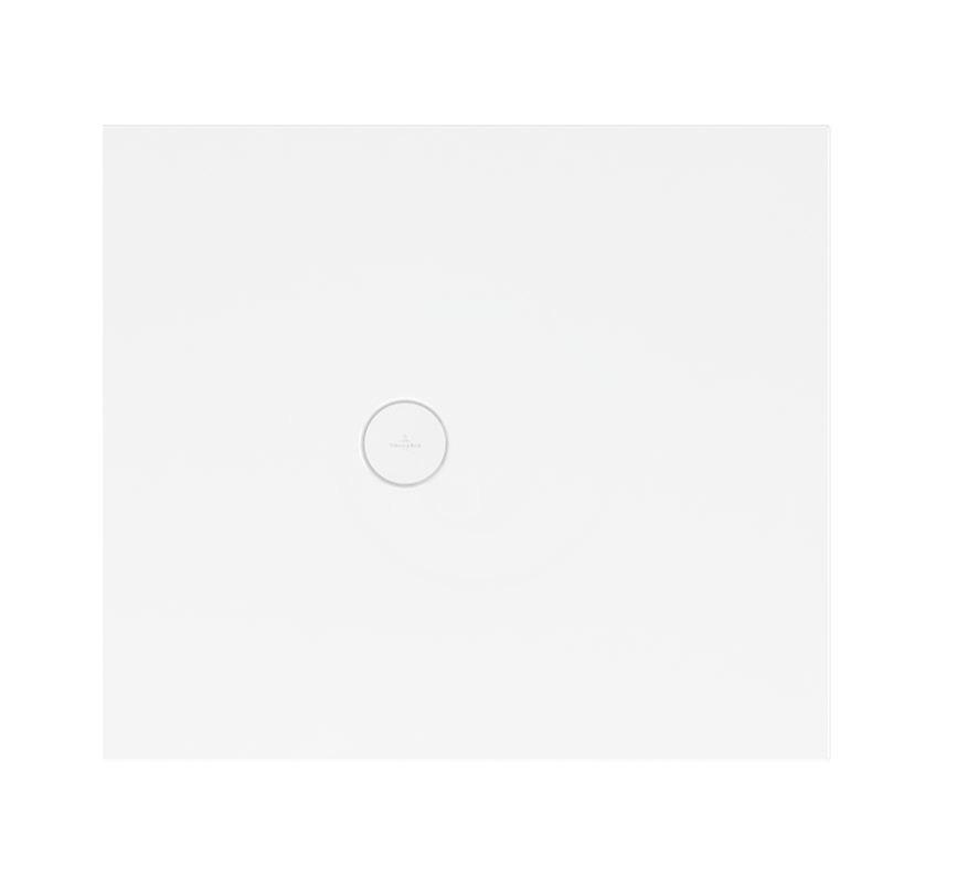 VILLEROY & BOCH - Subway Infinity Sprchová vanička, 750x900 mm, Anti-slip, alpská biela (6229G201)