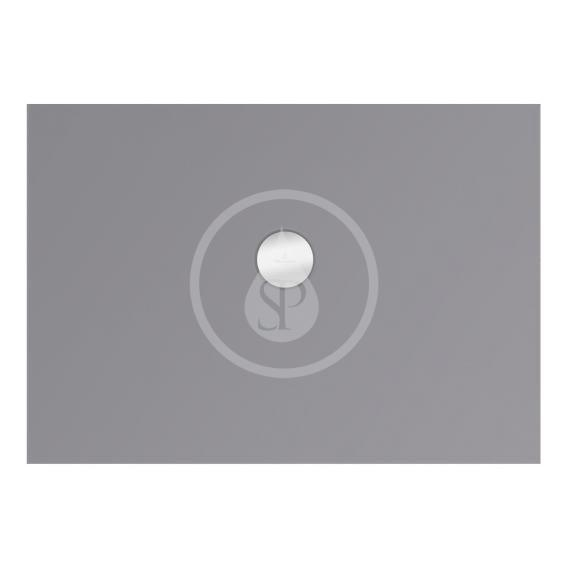 VILLEROY & BOCH - Subway Infinity Sprchová vanička, 800x1200 mm, Anti-slip, Ardoise (6230P3W9)
