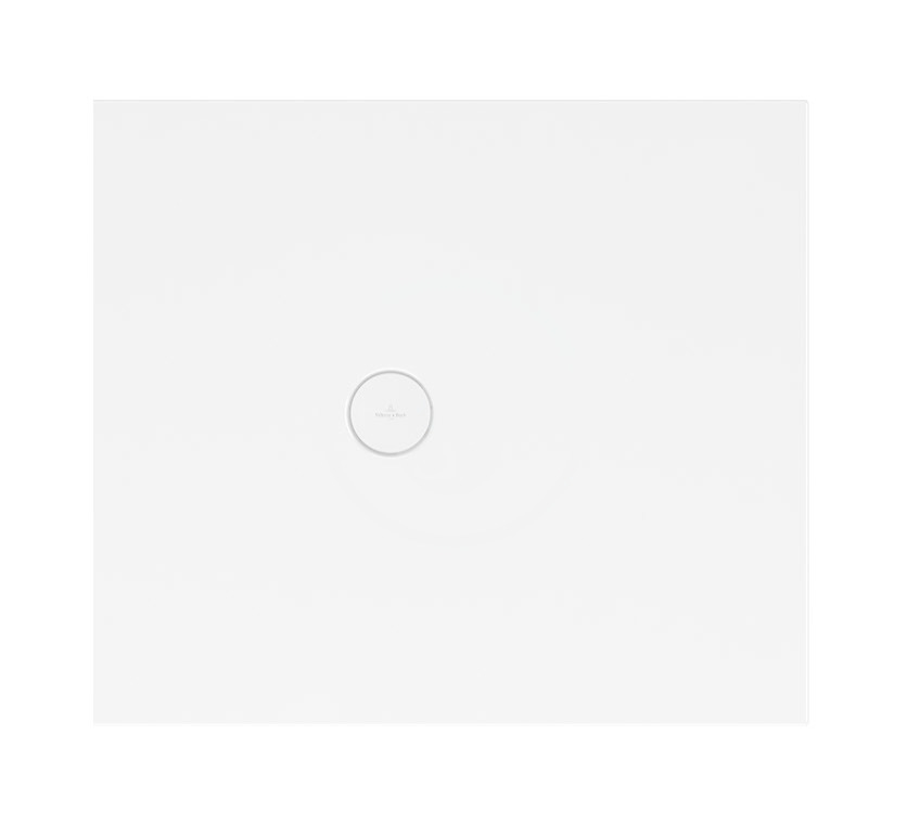 VILLEROY & BOCH - Subway Infinity Sprchová vanička, 900x1100 mm, Anti-slip, alpská biela (6230M401)