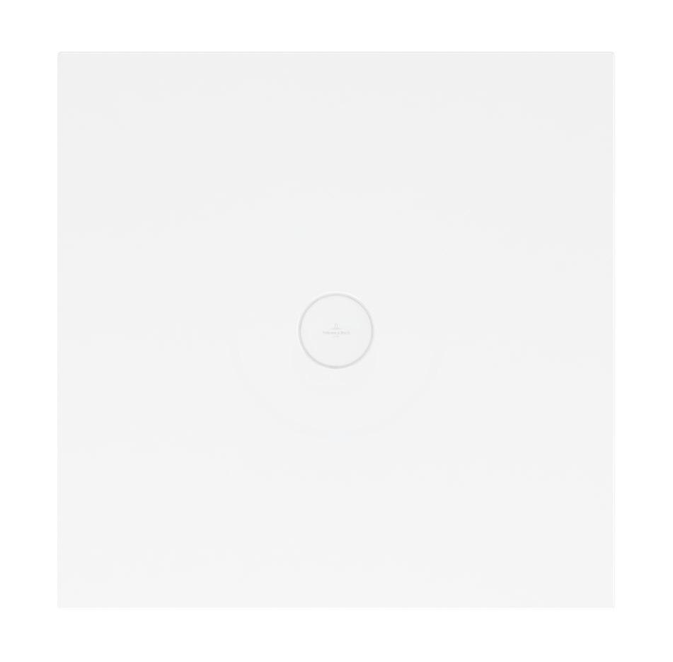 VILLEROY & BOCH - Subway Infinity Sprchová vanička, 900x900 mm, Anti-slip, alpská biela (6228F401)